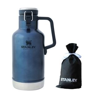 STANLEY(スタンレー) クラシック真空グロウラー1.9L RBL+STANLEY ギフトバッグMサイズ【プレゼント特別企画】 01941-078