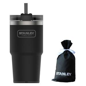 STANLEY(スタンレー) 真空クエンチャー0.59L MBK+STANLEY ギフトバッグ(Mサイズ)【プレゼント特別企画】 02662-010