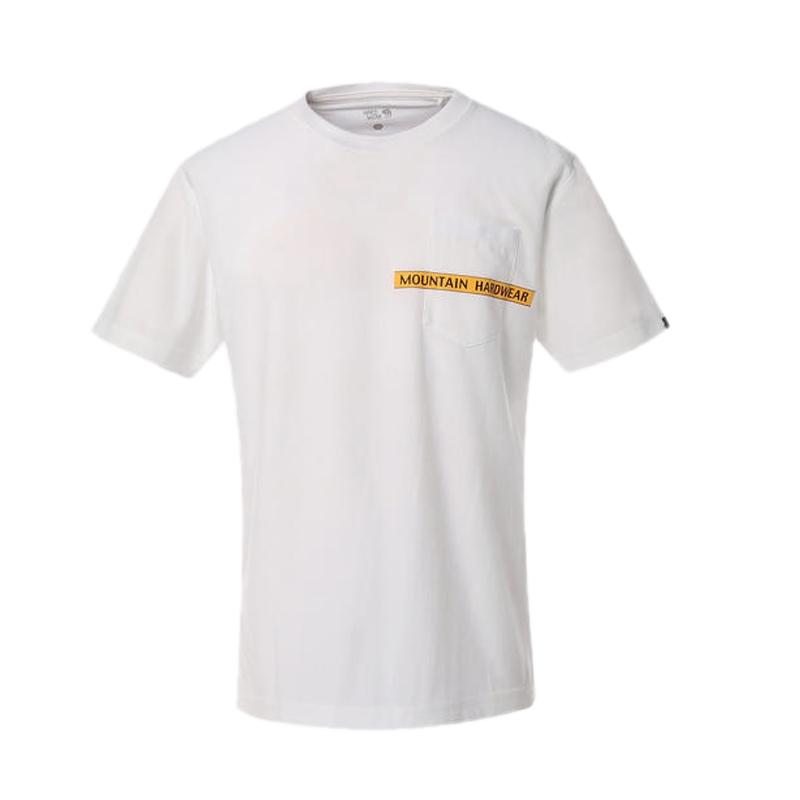 マウンテンハードウェア Hardwear Graphic PocketT(ハードウェア グラフィック ポケットT)Men's L 113(Sea Salt) OE8209