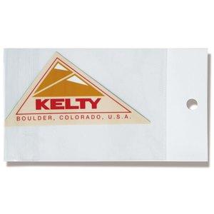 KELTY(ケルティ) LOGO STICER S 2018100
