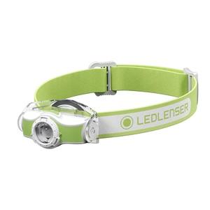 LED LENSER(レッドレンザー) MH3 Green(GIFTBOX) 最大200ルーメン 単3電池式 43143