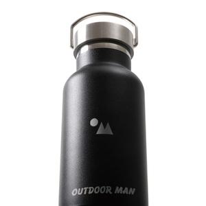 アウトドアマン(OUTDOOR MAN) ステンレスボトル350