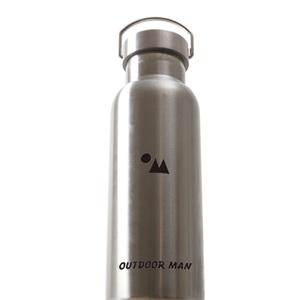 アウトドアマン(OUTDOOR MAN) ステンレスボトル500 KODS-050V