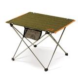 アウトドアマン(OUTDOOR MAN) ロールアップアルミテーブル KOFT-001G キャンプテーブル