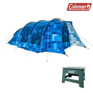Coleman(コールマン) ILトンネル2ルームハウス/LDX (デニム)【コールマンECフェア】 2000032597 ロッジテント