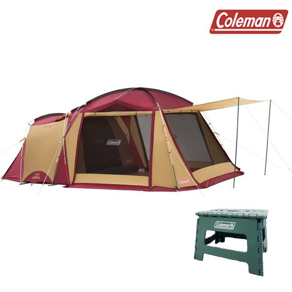 Coleman(コールマン) タフスクリーン2ルームハウス【コールマンECフェア】 2000032598 ツールームテント