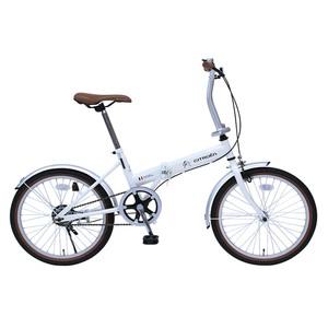 シトロエン(CITROEN) 20インチ折畳み自転車【クレジットカード決済のみ】 MG-CTN20G
