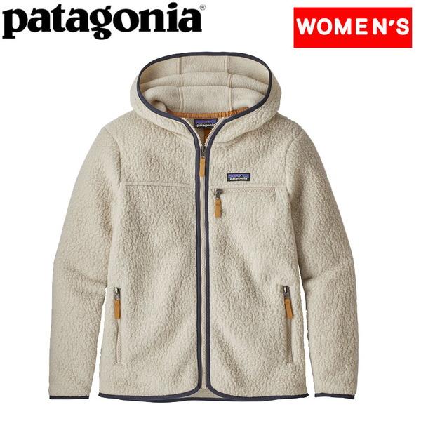 パタゴニア(patagonia) W's Retro Pile Hoody(ウィメンズ レトロ パイル フーディ) 22806 レディースフリースジャケット