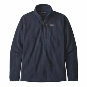 パタゴニア(patagonia) メンズ ベター セーター リブニット 1/4ジップ 25300