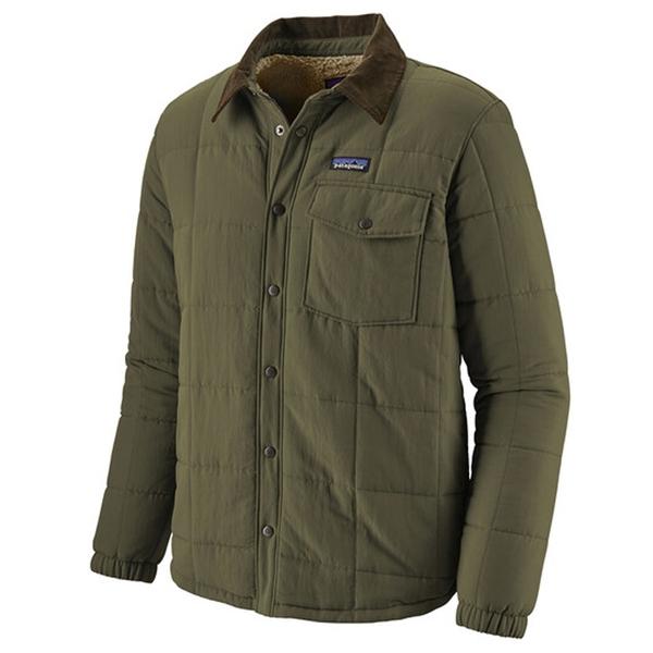 パタゴニア(patagonia) イスマス キルテッド シャツ ジャケット Men's 26900 メンズダウン・化繊ジャケット