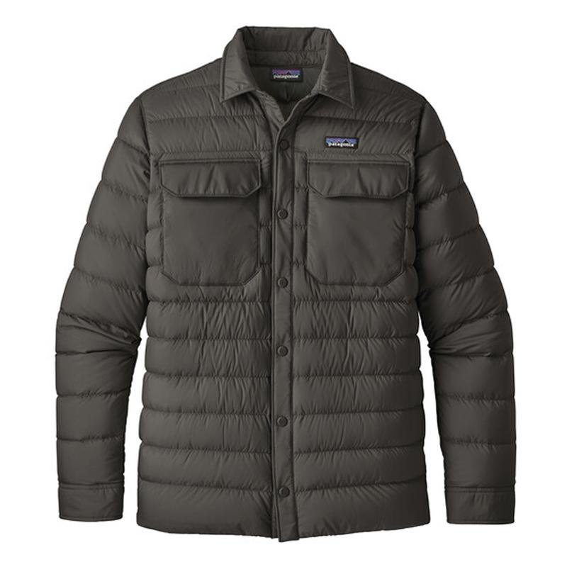 パタゴニア(patagonia) サイレント ダウン シャツ ジャケット Men's S FGE 27925