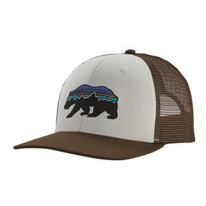 パタゴニア(patagonia) Fitz Roy Bear Trucker Hat(フィッツロイ ベア トラッカー ハット) WHBR 38200