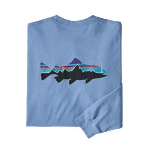 パタゴニア(patagonia) メンズ ロングスリーブ フィッツロイ トラウト レスポンシビリティー 39160