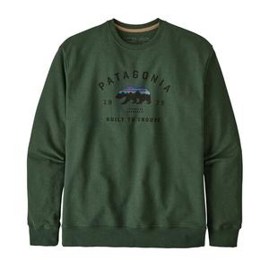 パタゴニア(patagonia) アーチド フィッツロイ ベア アップライザル クルー スウェットシャツ Men's 39544