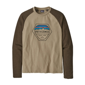 パタゴニア(patagonia) フィッツロイ ヘックス ライトウェイト クルー スウェットシャツ Men's 39548