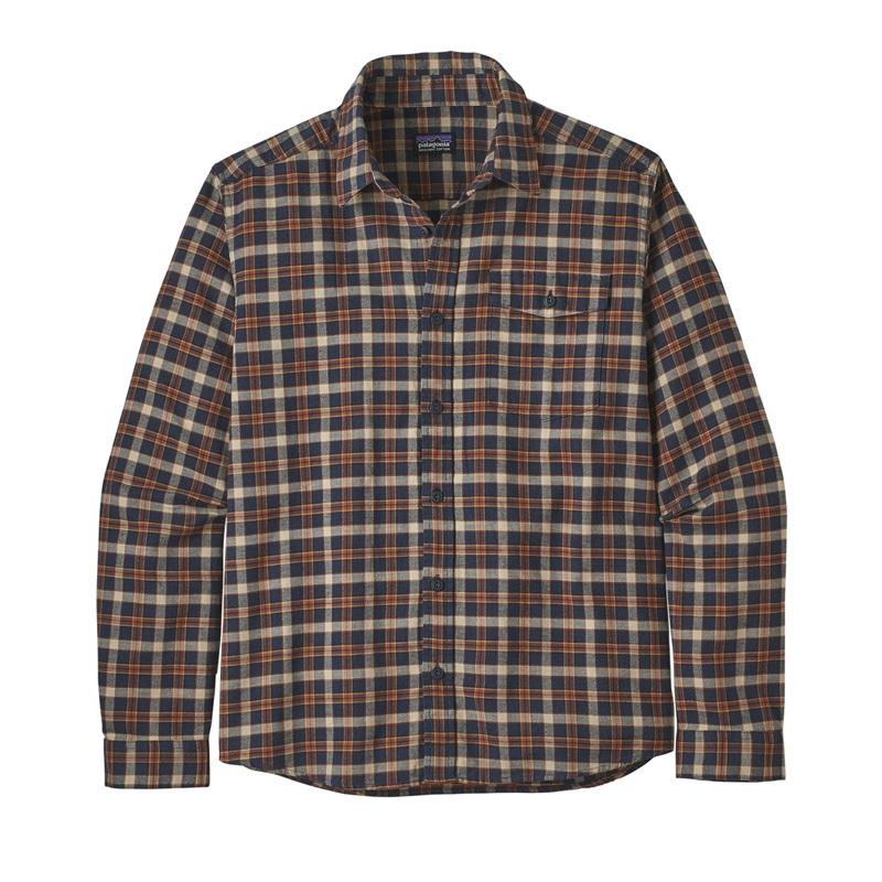 パタゴニア(patagonia) LW Fjord Flannel Shirt(ライトウェイト フィヨルド フランネルシャツ) メンズ S INNY 54020