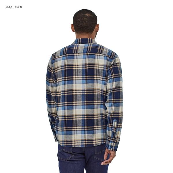 パタゴニア(patagonia) LW Fjord Flannel Shirt(ライトウェイト フィヨルド フランネルシャツ) メンズ 54020 メンズ長袖シャツ