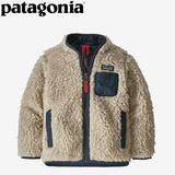 パタゴニア(patagonia) Baby Retro-X Jacket(ベビー レトロX ジャケット) 61025 ジャケット(ジュニア・キッズ・ベビー)
