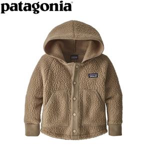 パタゴニア(patagonia) Baby Retro Pile Jacket(ベビー レトロ パイル ジャケット) 61146