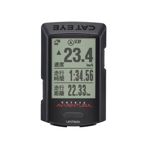 キャットアイ(CAT EYE) CC-GPS200 AVVENTURA サイクルコンピューター CC-GPS200 #160-5000
