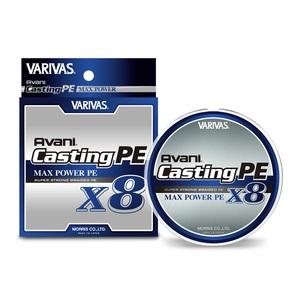 バリバス(VARIVAS) バリバス アバニ キャスティングPE マックスパワー X8 300m