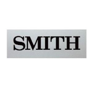 スミス(SMITH LTD) スミスロゴステッカー S