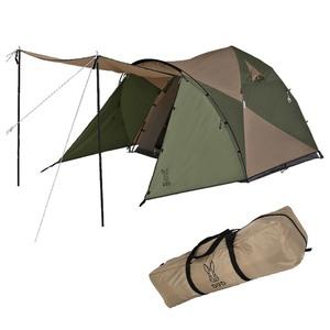 DOD(ディーオーディー) ザ・ワンタッチテント T5-674-KH ファミリードームテント