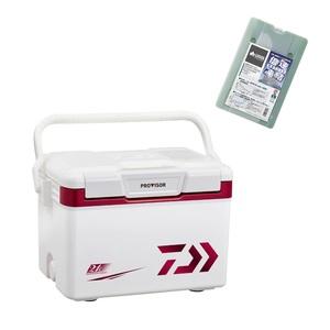 ナチュラム プロバイザーHD 2100X KR 【クーラーボックス×最強保冷剤セット】