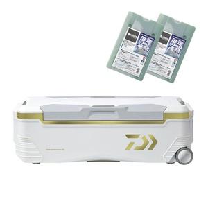 ナチュラム トランクマスター HD TSS 4800 【クーラーボックス×最強保冷剤セット】