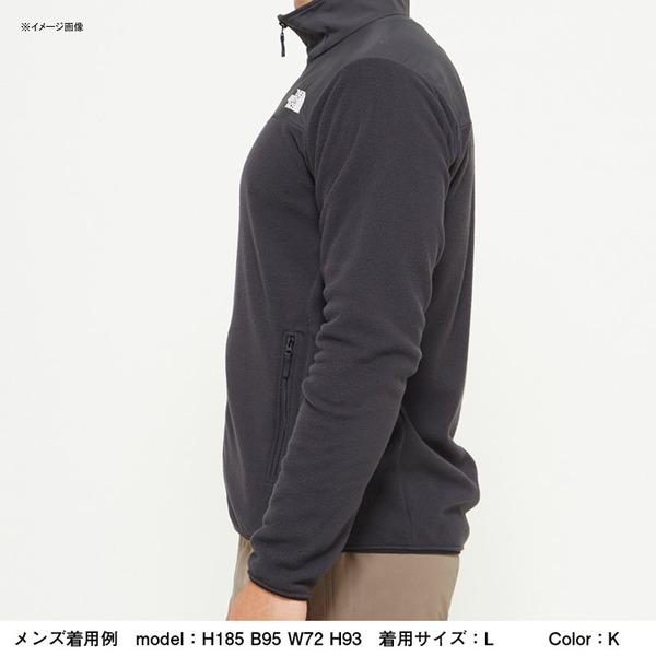THE NORTH FACE(ザ・ノースフェイス) MTN VERSA MICRO JKT(マウンテン バーサ マイクロ ジャケット) Men's NL71904 メンズフリースジャケット