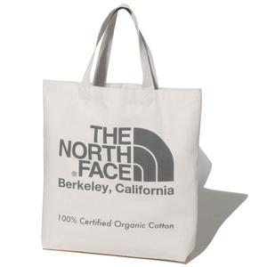 THE NORTH FACE(ザ・ノースフェイス) 【21春夏】TNF ORGANIC COTTON TOTE(TNF オーガニック コットン トート) NM81971