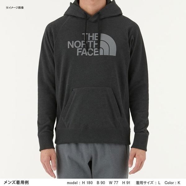THE NORTH FACE(ザ・ノースフェイス) カラー ヘザード スウェット フーディ Men's NT61795 メンズセーター&トレーナー