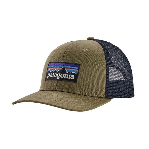 パタゴニア(patagonia) P-6 Logo Trucker Hat(P-6ロゴ トラッカー ハット) 38017 キャップ(メンズ&男女兼用)