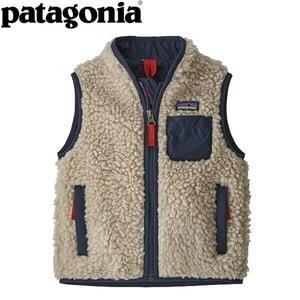 パタゴニア(patagonia) Baby Retro-X Vest(ベビー レトロX ベスト) 61035