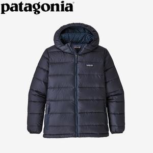 パタゴニア(patagonia) Hi-Loft Down Sweater Hoody ハイロフト ダウン セーターフーディ ボーイズ 68207