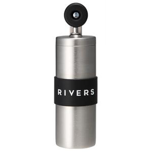 【送料無料】RIVERS コーヒーグラインダー グリット シルバー GRITSV
