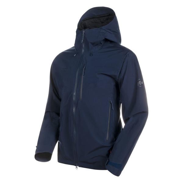 MAMMUT(マムート) Ayako Pro HS Hooded Jacket AF Men's 1010-27550 メンズ防水性ハードシェル