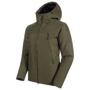 MAMMUT(マムート) Crater SO Thermo Hooded Jacket AF Men's