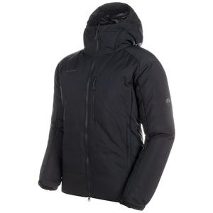 Whitehorn Pro IN Hooded Jacket AF Men's M 0001(black)