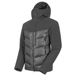 Rime Pro IN Hybrid Hooded Jacket AF Men's M 0001(black)
