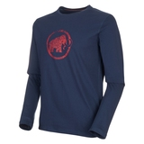 MAMMUT(マムート) Mammut Logo Longsleeve Men's 1016-00530 メンズ長袖Tシャツ