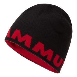 Mammut Logo Beanie one size 0001(black)