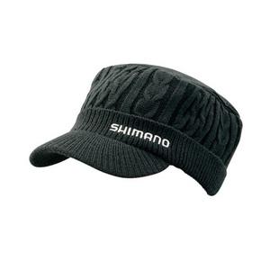 シマノ(SHIMANO) CA-076S ローゲージニットワークキャップ 65023