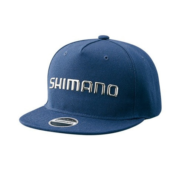 シマノ(SHIMANO) CA-091S フラットブリムキャップ 65030 帽子&紫外線対策グッズ