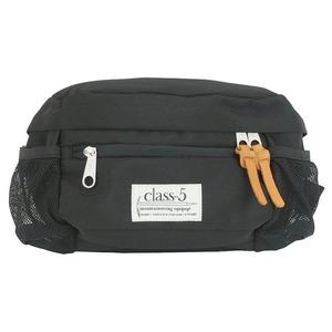 クラスファイブ(Class-5) WAIST BAG C5-022BK