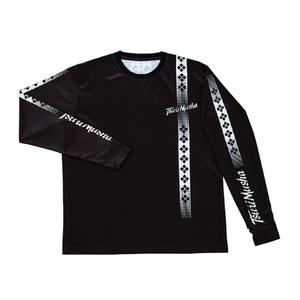 釣武者 クールフィット ロングTシャツ フィッシングシャツ