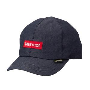 Marmot(マーモット) GORE-TEXR Denim Linner Cap(ゴアテックス デニム ライナー キャップ) TOANJC33