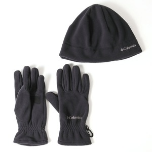 FAST TREK HAT AND GLOVE S(ファスト トレック ハット アンド グローブ) L 010(BLACK)
