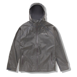 【送料無料】Columbia(コロンビア) アウトドライ エクストリーム レイン ジャケット Men's XL 030(CHARCOAL HEATHER) WE0936