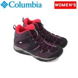 Columbia(コロンビア) セイバー 4 ミッド アウトドライ ワイド/ウィメンズ YK7463 登山靴 ハイカット(レディース)